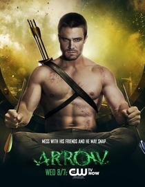Arrow (2ª Temporada) - Poster / Capa / Cartaz - Oficial 3
