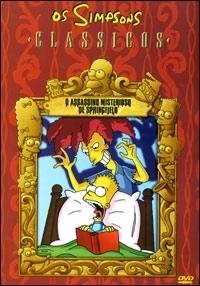 Os Simpsons - Clássicos - O Assassino Misterioso de Springfield - Poster / Capa / Cartaz - Oficial 1
