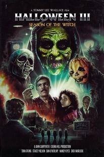 Halloween III: A Noite das Bruxas - Poster / Capa / Cartaz - Oficial 2