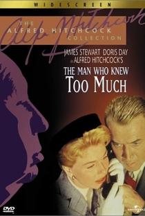 O Homem Que Sabia Demais - Poster / Capa / Cartaz - Oficial 11