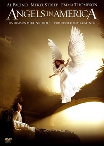 Angels in America - Poster / Capa / Cartaz - Oficial 1