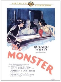 The Monster - Poster / Capa / Cartaz - Oficial 2