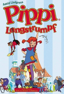 Pippi Meia-Longa - Poster / Capa / Cartaz - Oficial 1