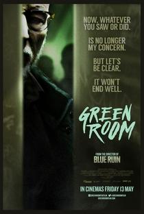 Sala Verde - Poster / Capa / Cartaz - Oficial 8