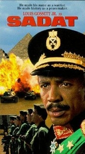 Sadat - O Guerrilheiro Da Paz - Poster / Capa / Cartaz - Oficial 1