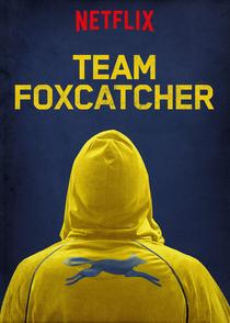 Equipe Foxcatcher - Poster / Capa / Cartaz - Oficial 2