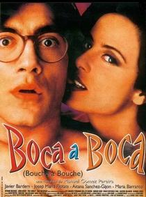 Boca a Boca - Poster / Capa / Cartaz - Oficial 4