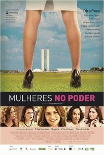 Mulheres no Poder - Poster / Capa / Cartaz - Oficial 1