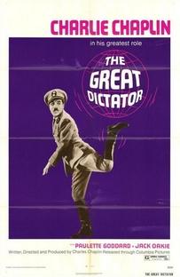 O Grande Ditador - Poster / Capa / Cartaz - Oficial 9