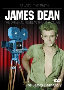 A História de James Dean - Poster / Capa / Cartaz - Oficial 3