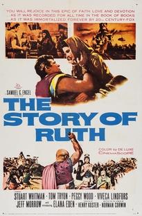 A história de Ruth - Poster / Capa / Cartaz - Oficial 2