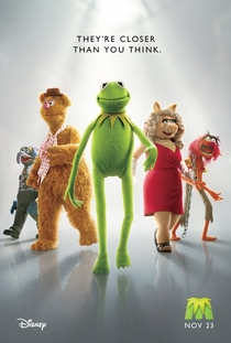 Os Muppets - Poster / Capa / Cartaz - Oficial 5