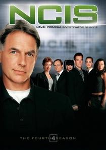NCIS: Investigações Criminais (4ª Temporada) - Poster / Capa / Cartaz - Oficial 1