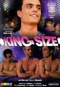 king Size - Poster / Capa / Cartaz - Oficial 2