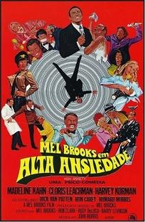 Alta Ansiedade - Poster / Capa / Cartaz - Oficial 2