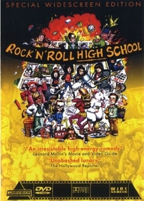 Rock 'N' Roll High School - Poster / Capa / Cartaz - Oficial 2