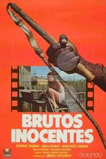 Brutos Inocentes - Poster / Capa / Cartaz - Oficial 1