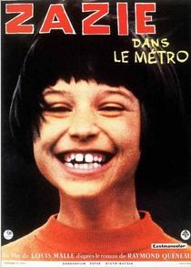 Zazie no Metrô - Poster / Capa / Cartaz - Oficial 2
