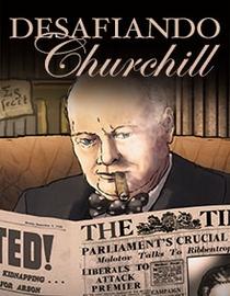 Desafiando Churchill - Poster / Capa / Cartaz - Oficial 2