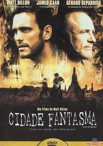 Cidade Fantasma - Poster / Capa / Cartaz - Oficial 4