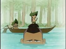 Avatar: A Lenda De Aang - Esqui no Pântano - Poster / Capa / Cartaz - Oficial 1