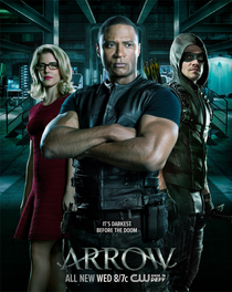Arrow (4ª Temporada) - Poster / Capa / Cartaz - Oficial 2