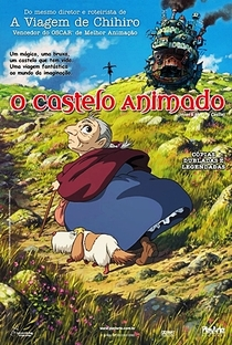 O Castelo Animado - Poster / Capa / Cartaz - Oficial 18