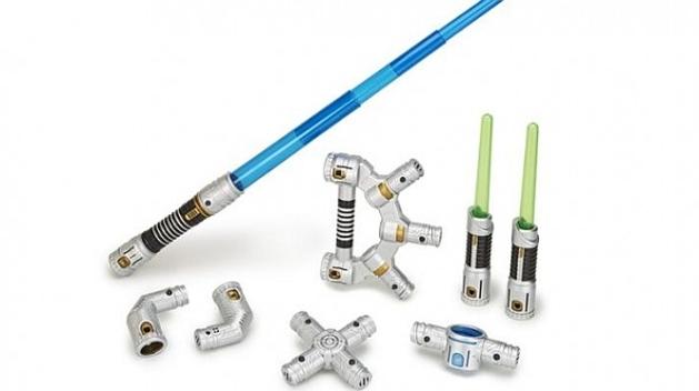Crie seu próprio lightsaber com o novo kit da Hasbro