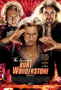O Incrível Mágico Burt Wonderstone - Poster / Capa / Cartaz - Oficial 1
