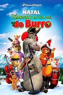 Natal Shrektacular do Burro - Poster / Capa / Cartaz - Oficial 2