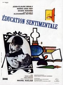 Educação Sentimental - Poster / Capa / Cartaz - Oficial 1