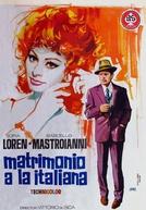 Matrimônio à italiana (Matrimonio all'italiana)