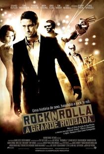RocknRolla - A Grande Roubada - Poster / Capa / Cartaz - Oficial 1
