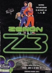 Zenon - A Corrida para a Lua - Poster / Capa / Cartaz - Oficial 1