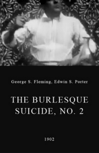 The Burlesque Suicide, No. 2  - Poster / Capa / Cartaz - Oficial 1