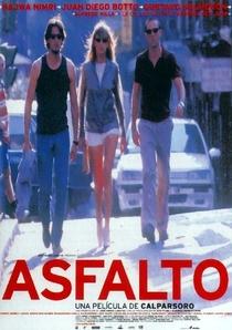 Asfalto - Poster / Capa / Cartaz - Oficial 1
