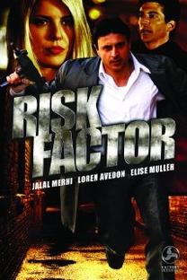 Risk Factor - Poster / Capa / Cartaz - Oficial 1