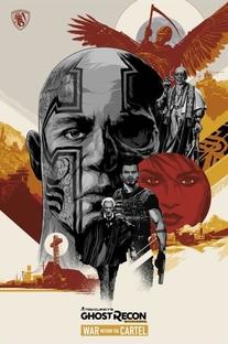 Ghost Recon Wildlands: War Within the Cartel - Poster / Capa / Cartaz - Oficial 1