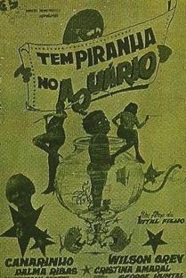 Tem Piranha no Aquário - Poster / Capa / Cartaz - Oficial 2