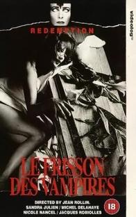 Le Frisson des Vampires - Poster / Capa / Cartaz - Oficial 5