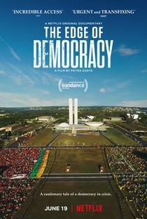 Democracia em Vertigem - Poster / Capa / Cartaz - Oficial 3