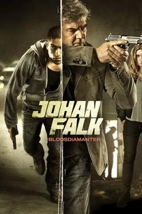 Johan Falk: Blodsdiamanter - Poster / Capa / Cartaz - Oficial 1
