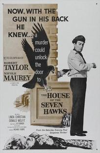A Casa dos Sete Gaviões - Poster / Capa / Cartaz - Oficial 1
