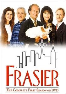 Frasier (1ª Temporada) - Poster / Capa / Cartaz - Oficial 1