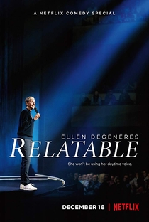 Ellen DeGeneres: Bem Relacionada - Poster / Capa / Cartaz - Oficial 1