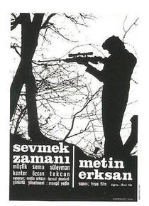 Tempo de Amar - Poster / Capa / Cartaz - Oficial 2