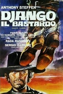 Django, O Bastardo - Poster / Capa / Cartaz - Oficial 2