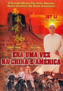 Era Uma Vez na China e América - Poster / Capa / Cartaz - Oficial 3