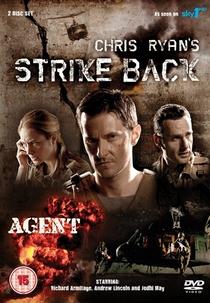 Strike Back (1ª temporada) - Poster / Capa / Cartaz - Oficial 2