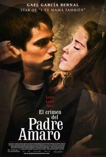 O Crime do Padre Amaro - Poster / Capa / Cartaz - Oficial 2
